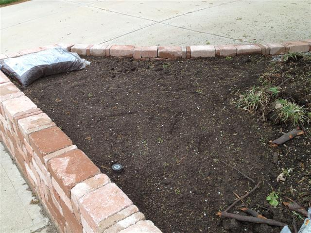 Diy Retaining Wall Amp Concrete Mold Bricks