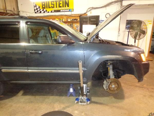 2007-2008 5 WK CRD FAQ: Jeep Grand Cherokee Diesel