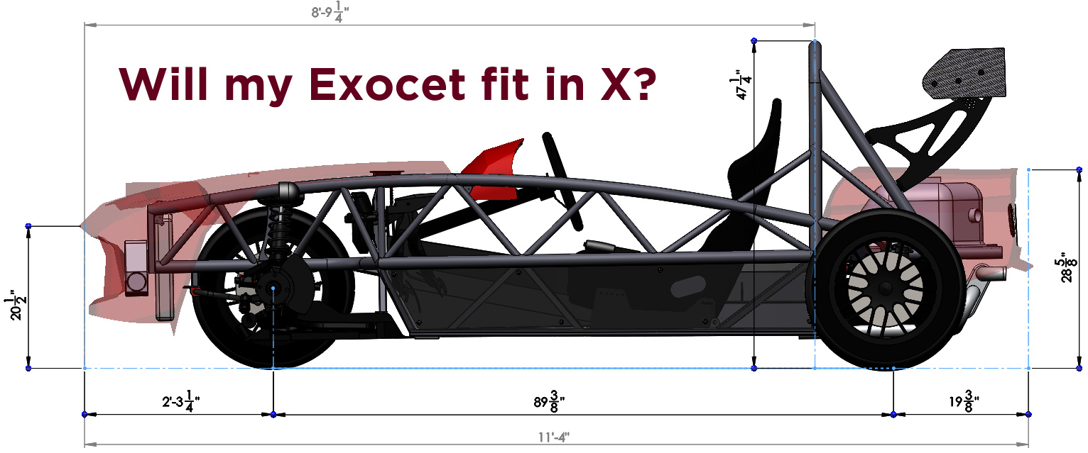 Exocet Part 6 Randomness And Chassis In Transit